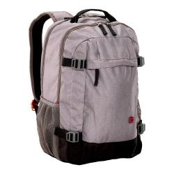 Wenger WaveLength 16 inch Laptop Backpack, Grey Print