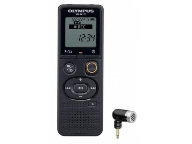 Bundle kit Olympus VN-541PC + ME52 uni-directional Microphone