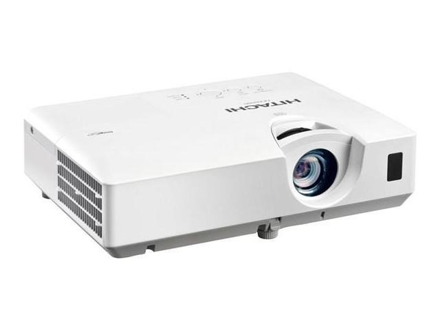 Hitachi WXGA, 4000 ANSI, 10.000:1, 10.000 ore, HDMI, VGA, USB, opt WIFI, retea RJ-45, difuzor 16W