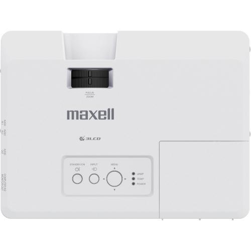 Maxell WXGA, 4000 ANSI, 20000:1, HDMI, 12.500 ore