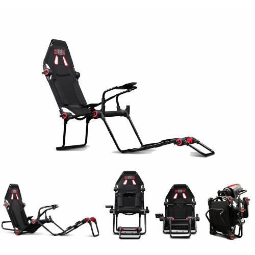 Next Level Racing F-GT LITE portable Racing Cockpit