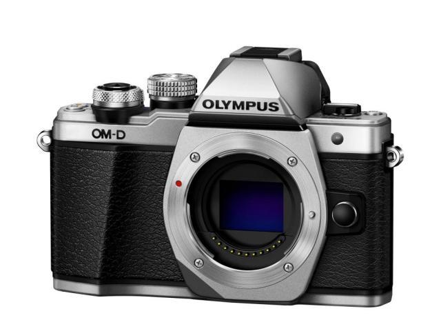 Olympus E-M10 Mark II Body silver
