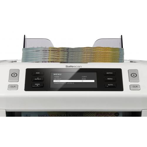 Safescan 2610 Automatic banknote counter with UV counterfeit detection
