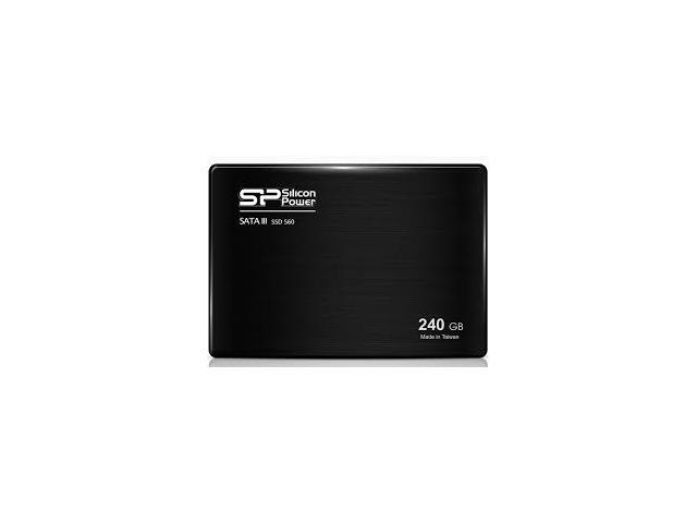 SSD Silicon Power S60 Series 240GB, SATA3, 2.5 inch