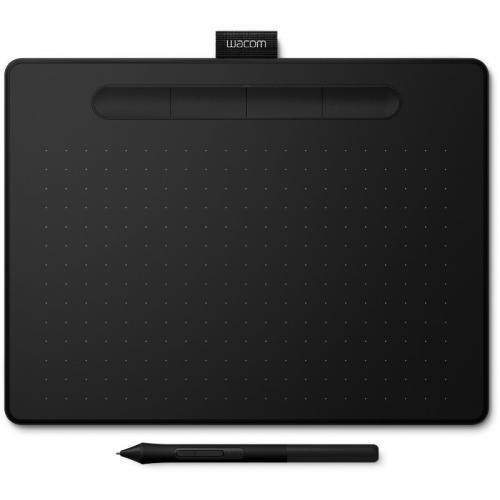 Tableta grafica Wacom Intuos M Bluetooth, Black