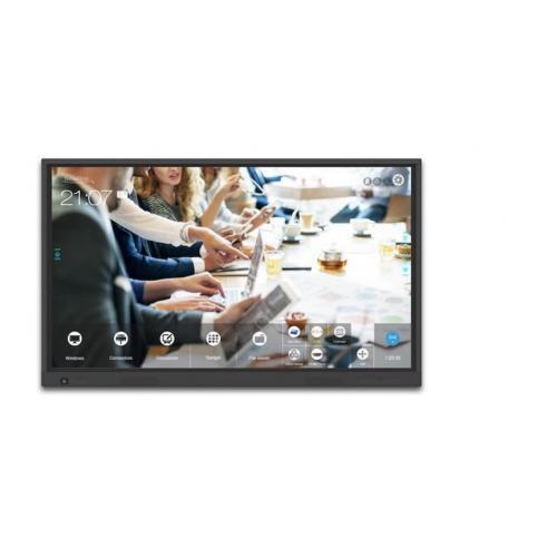 TT-8618VN - touch panel 86 inch, 20 points multi-touch, 4K resolution, , Optical Bonding technology