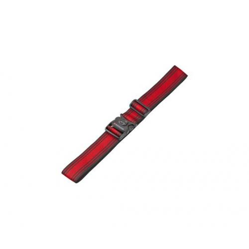 Wenger Curea de siguranta pentru bagaje negru/rosu